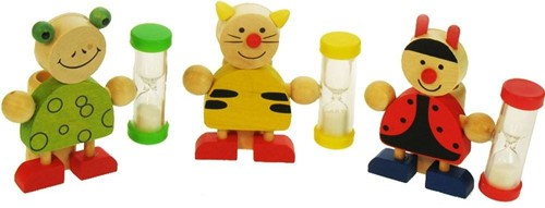 Bigjigs Animal Toothbrush Timers