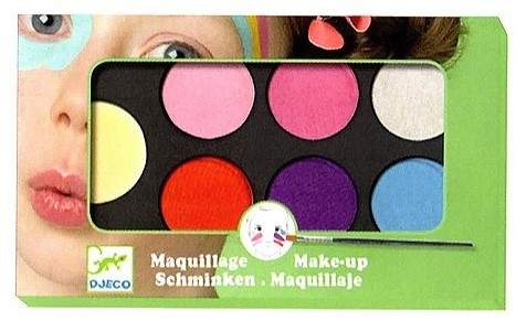 Djeco Palette 6 couleurs - Sweet