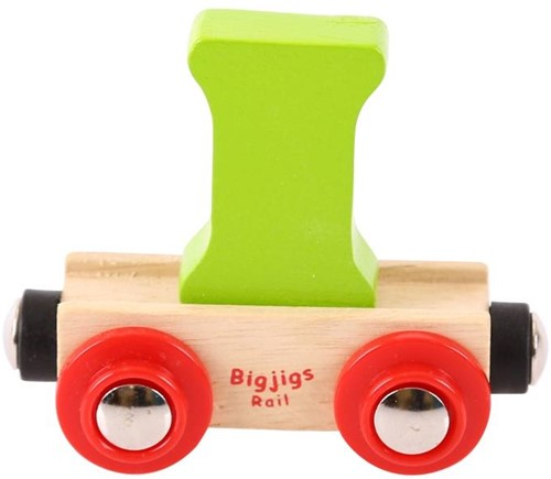 Bigjigs Rail Name Letter I (6)