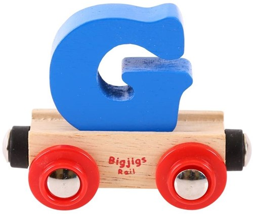 Bigjigs Rail Name Letter G (6)