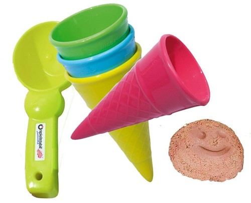 Spielstabil 5-Piece Ice Cream Duo fashion in net