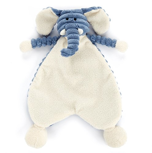 Jellycat Cordy Roy Baby Elephant Soother - 23cm