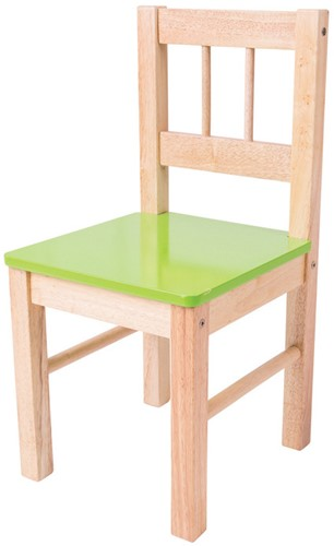 Bigjigs Green Chair
