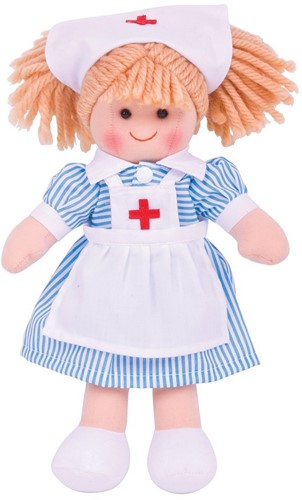 Bigjigs Nancy - Nurse