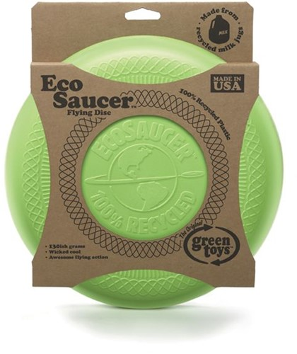 Green Toys Eco Saucer Flying Disc