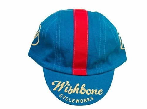 Wishbonebike  kinderkleding Wishbone pet blauw small