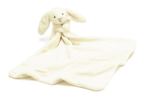 Jellycat Bashful Cream Bunny Soother - 34cm
