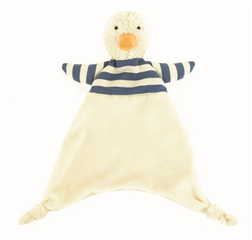 Jellycat Bredita Duck Soother - 23cm